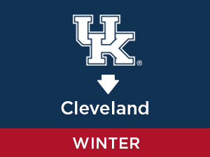 Winter-2019: Kentucky TO Cleveland