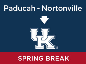 Spring-2020: Kentucky FROM Paducah