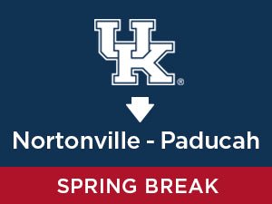 Spring-2020: Kentucky TO Paducah