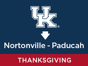 Thanksgiving-2019: Kentucky TO Paducah