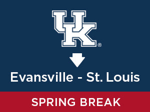 Spring-2020: Kentucky TO St. Louis
