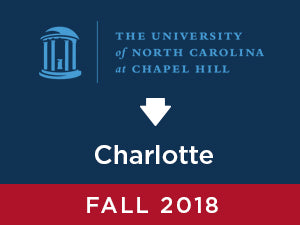 Fall-2018: UNC Chapel Hill TO Charlotte