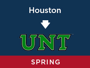 Spring-2020: North Texas FROM Houston