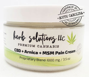 1000mg original scent pain cream