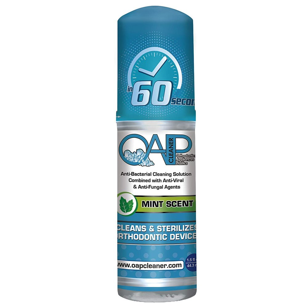 OAP Oral Device Cleaner