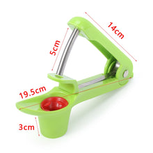 Load image into Gallery viewer, 1PC Cherry Pitter Fruit Vegetable Tool Squeeze