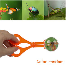 Load image into Gallery viewer, 1PC Plastic Insect Bug Catcher Scissors Tongs