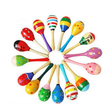Load image into Gallery viewer, New Mini Wooden Ball Children Toys Percussion