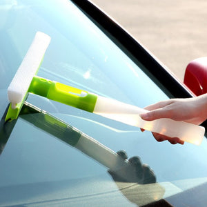 3 In 1 Magic Spray Type Brushes Cleaner Car Window