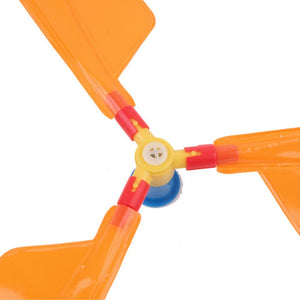 Balloon Helicopter Flying Toy Child Birthday Xmas