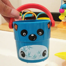 Load image into Gallery viewer, Bath Toys Pour Bucket Baby Water Spraying Tool