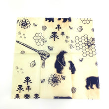 Load image into Gallery viewer, Reusable Beeswax Food Wrap