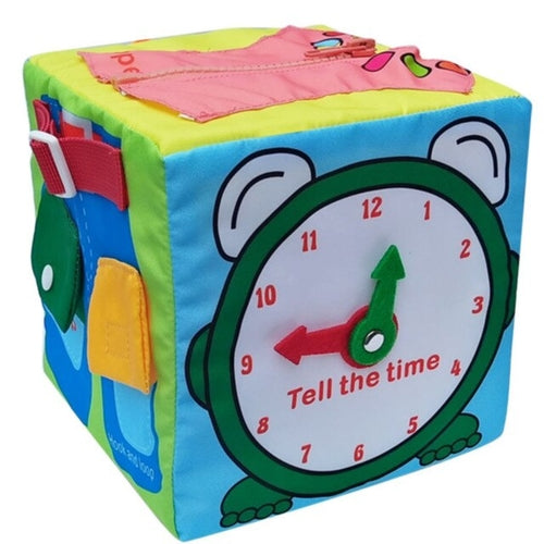 Blocks Cute Baby Game Cloth Fabric Birthday Gift