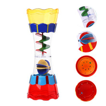 Load image into Gallery viewer, Children's bath toys water tank water cup rotation