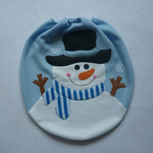 Load image into Gallery viewer, Christmas Decoration Christmas Snowman Lid Single