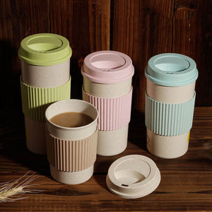 Cute Reusable Coffee Cup