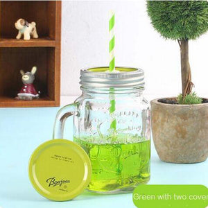 Eco-Friendly Sealable Travel Jar