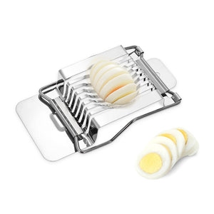 Egg Cheeses Chopper Dicer Kitchen Stainless Steel