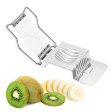Load image into Gallery viewer, Egg Cheeses Chopper Dicer Kitchen Stainless Steel