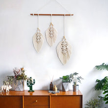 Load image into Gallery viewer, Macrame Handmade Wall Decor