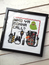 Load image into Gallery viewer, Ghostbusters Inspired Who Ya Gonna Call Slimer
