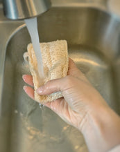 Load image into Gallery viewer, Eco Dish Sponges: Double Layer 3-Pack