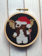 Load image into Gallery viewer, Gizmo Gremlin Film Movie Counted Cross Stitch DIY