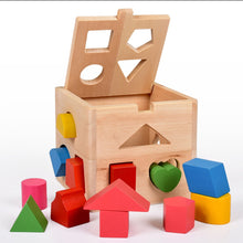 Load image into Gallery viewer, Intelligence Box Gift Kids Educational Toys Wooden