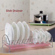 Load image into Gallery viewer, Kitchen Drainer Rack Single Layer Kitchen