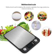 Load image into Gallery viewer, Kitchen Products Electric Kitchen Scale Baking
