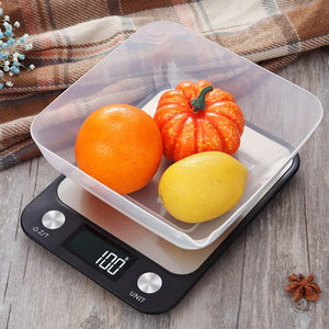 Kitchen Products Electric Kitchen Scale Baking