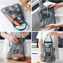Load image into Gallery viewer, Bags Fruit Shopping Storage Handbag Reusable