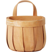 Load image into Gallery viewer, Wood Chip Storage Basket