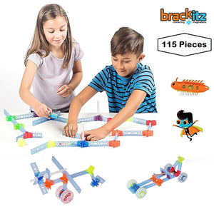 Explorer 115-Piece Building Set