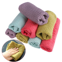 Load image into Gallery viewer, Soft Thicker Microfibre Multi purpose Dishcloth