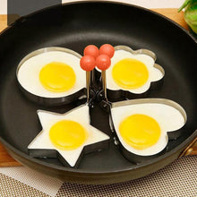 Load image into Gallery viewer, Stainless Steel DIY Fried Egg Mold Omelette Device