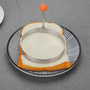 Stainless Steel DIY Fried Egg Mold Omelette Device