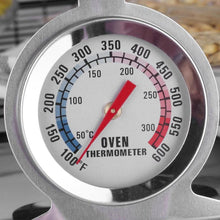 Load image into Gallery viewer, Stainless Steel Dial Oven Thermometer Cooking