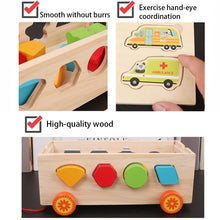 Load image into Gallery viewer, Vehicle Trailer Tangram Kids Educational Toys Gift