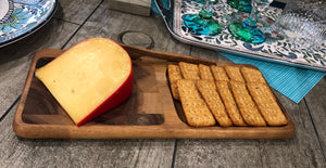 Cheeseboard with Knife