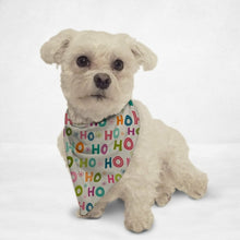 Load image into Gallery viewer, Ho Ho Ho Cat & Dog Bandana