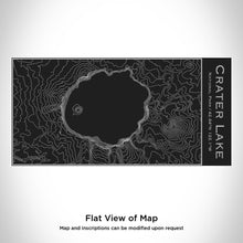 Load image into Gallery viewer, Crater Lake National Park - Oregon Map Insulated