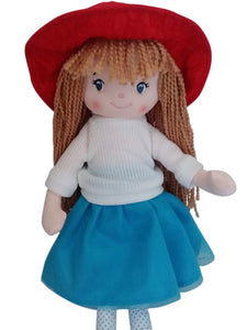 Charlotte the Rag Doll
