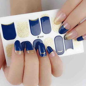 Accents Gel Nail Wraps