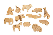 Load image into Gallery viewer, QToys Australia (USA) AFRICAN ANIMALS SET OF 12