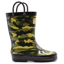 Load image into Gallery viewer, Loop Boot - Army Camo