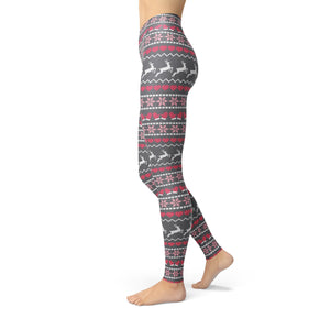 Jean Grey Holiday Sweater Leggings