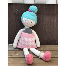 Load image into Gallery viewer, Maria Crocheted Doll
