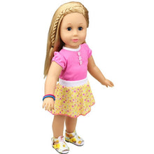 Load image into Gallery viewer, new baby girl Doll Clothes Dress Accessories For A