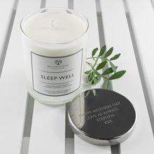 Load image into Gallery viewer, Personalised Sleep Well Candle